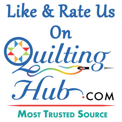 Large Quilting Hub logo