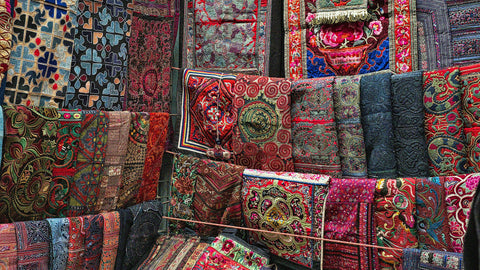Chinese Quilts