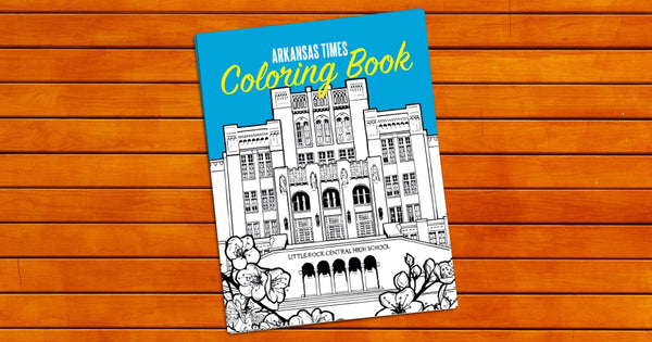 Arkansas Times Coloring Book
