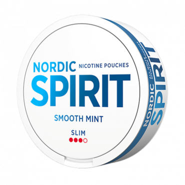 Nordic Spirit Nikótínpúðar Smooth Mint