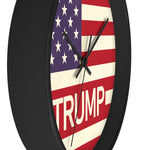 THE TRUMP WALL CLOCK - patrioticforce.store