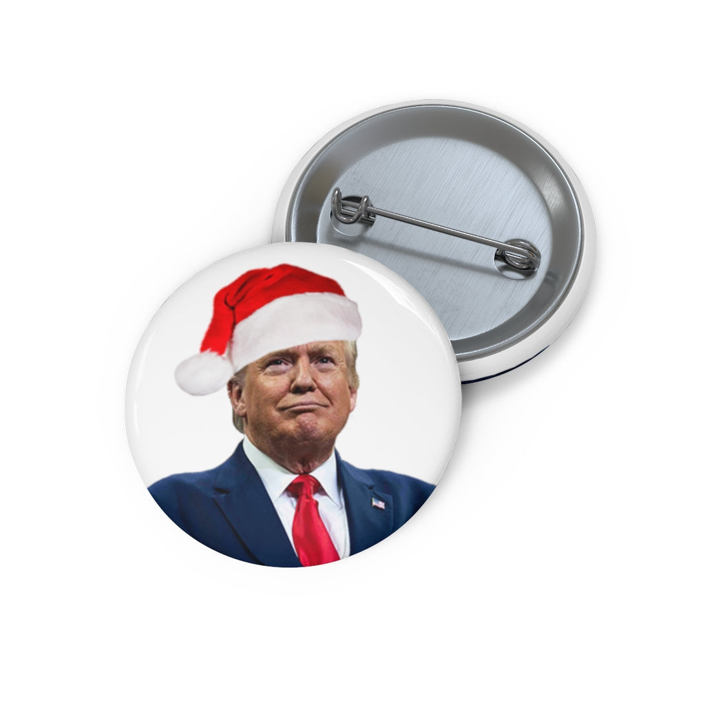 FREE: TRUMP CHRISTMAS PIN (Max 3 Per Person) - patrioticforce.store