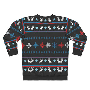 PREMIUM: NOW THATS AN UGLY CHRISTMAS SWEATSHIRT - patrioticforce.store