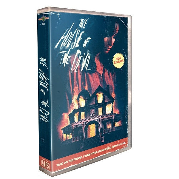 The House Of The Devil VHS