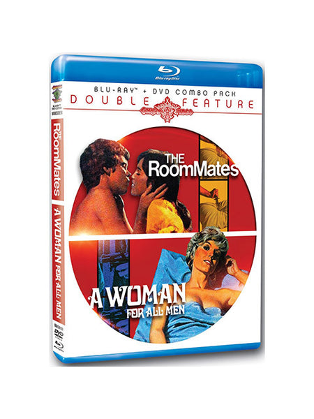 The Roommates/ A Woman for All Men (DVD/Blu-ray combo)