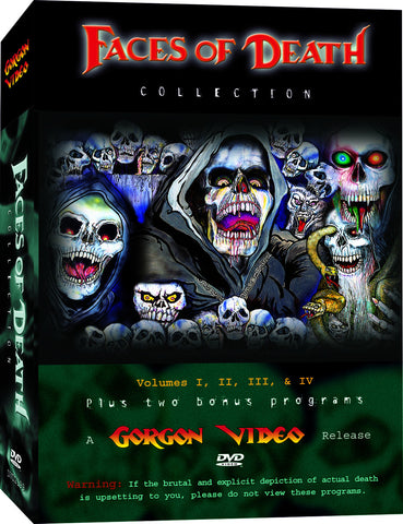 Faces of Death Box Set
