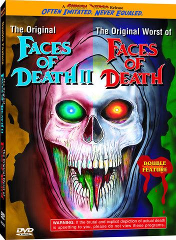 Faces of Death II & Worst of Faces of Death