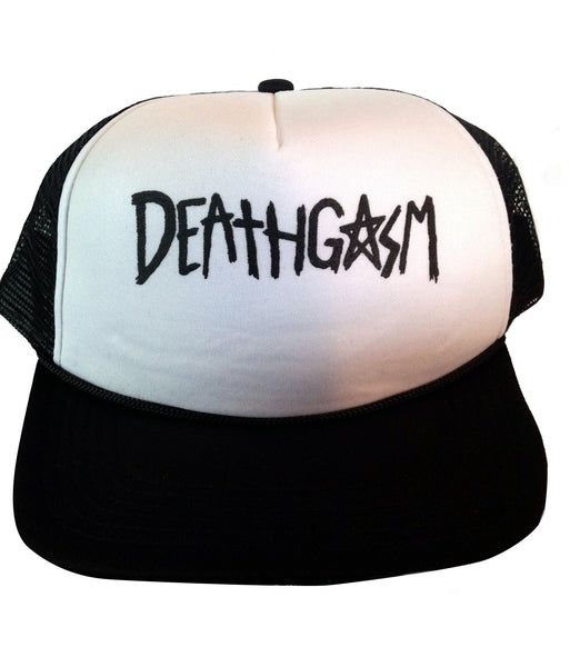 Deathgasm hat - white