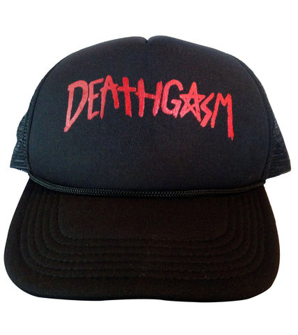 Deathgasm hat - black