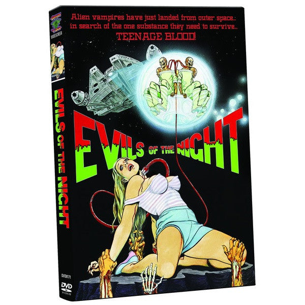 Evils of the Night DVD