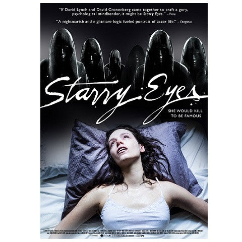 Starry Eyes Theatrical Poster