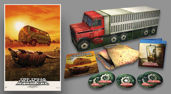 Texas Chain Saw Massacre Bundle