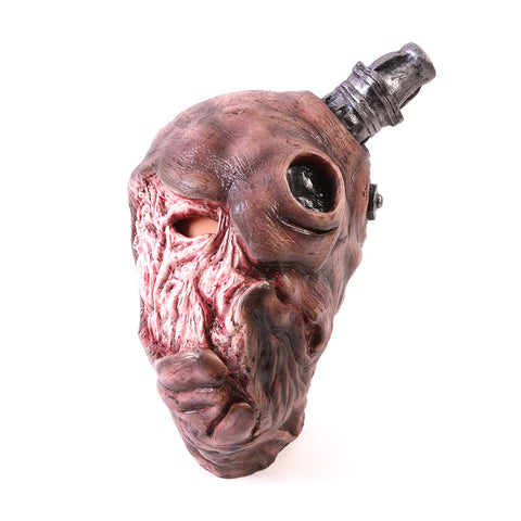 Frankenstein's Army Burnt Match Man mask