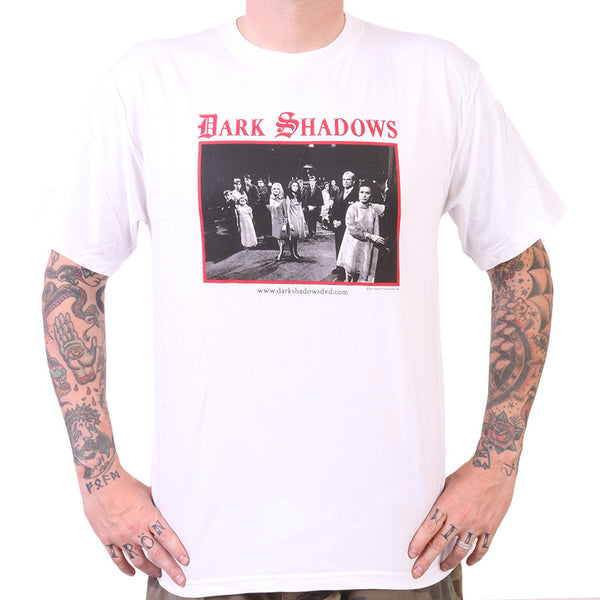 Dark Shadows Tee - White