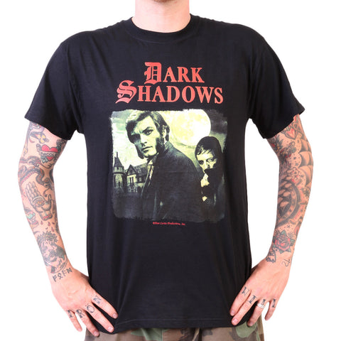 Dark Shadows Tee - Black