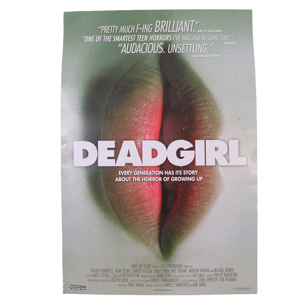 Deadgirl Theatrical Poster