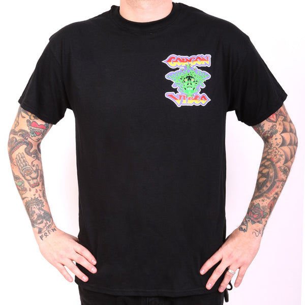 Gorgon Logo Double Sided Tee
