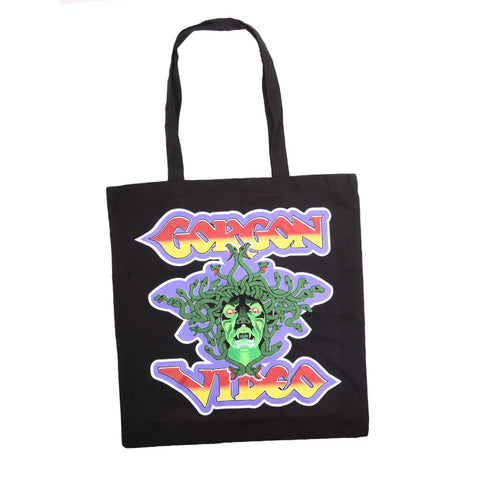 Gorgon Video Tote Bag