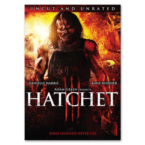 Hatchet III Theatrical Poster