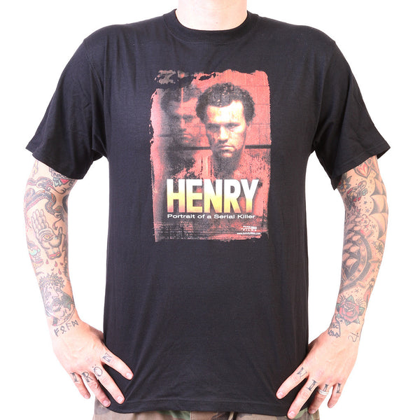Henry: Portrait of a Serial Killer Color Tee