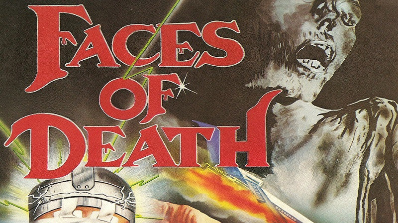 Faces of Death VHS!