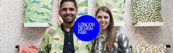 Safomasi at the London Design Fair 2016