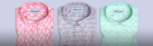 Bombay Shirt Company Print Collaboration