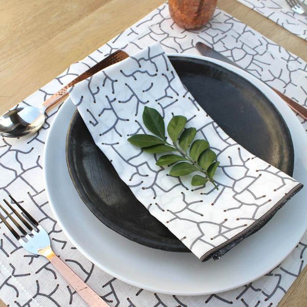 Arid Earth Napkins - Set of 2