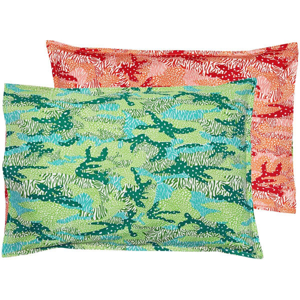 Big Cat Camo Pillowcase