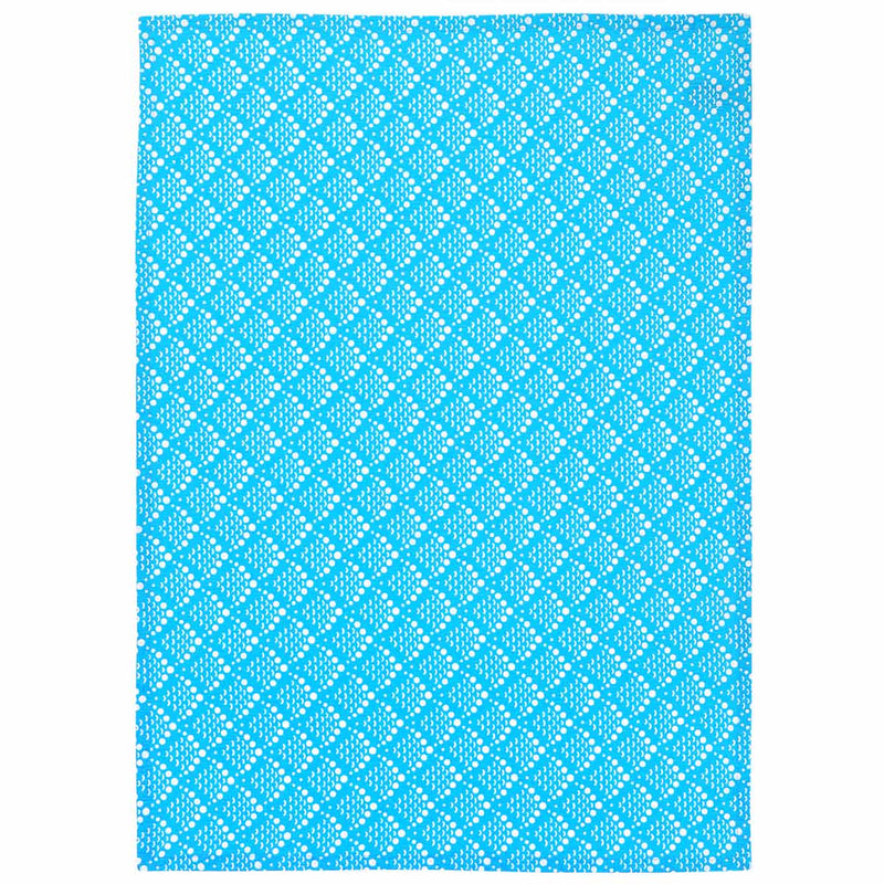 Blue Ocean Reef Tea Towel Set