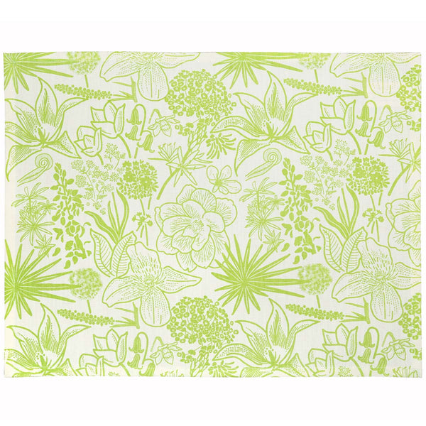 Green Riviera Placemats - Set of 2