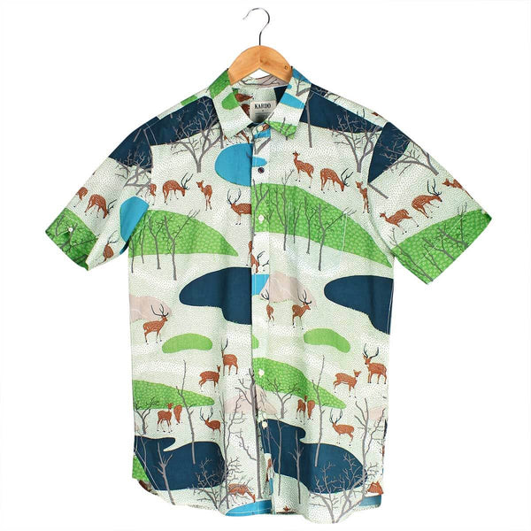 Spotted Deer Shirt