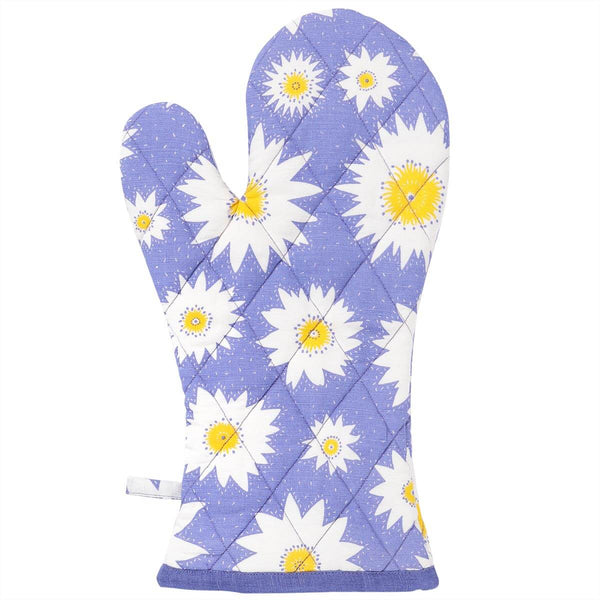 Lily Flower Oven Glove