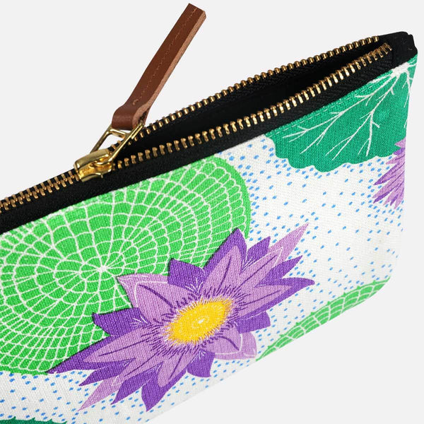Lily Pad Pouch