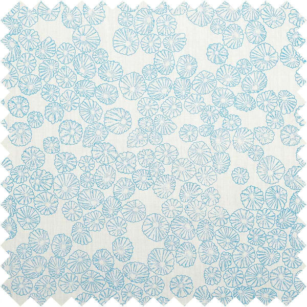 Light Blue Limpet Fabric