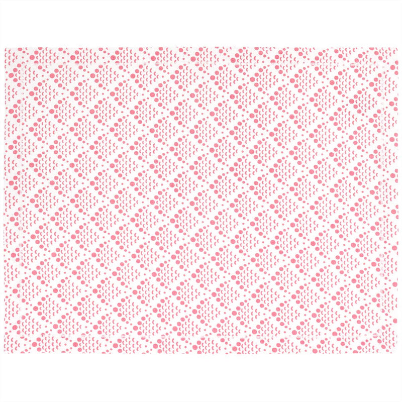 Pink Fish Scale Placemats - Set of 2