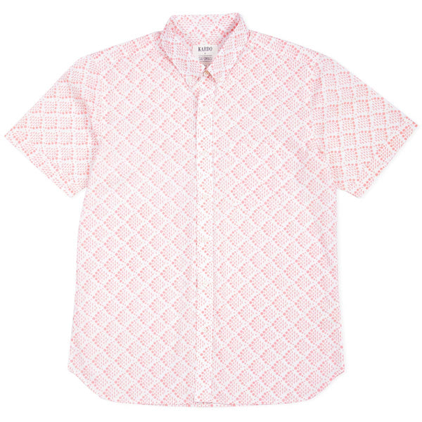 Pink Fish Scale Shirt
