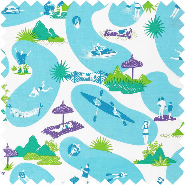 Resort Life Fabric