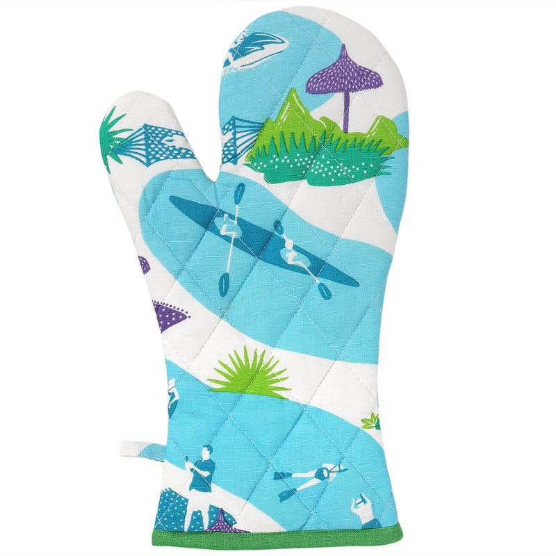 Resort Life Oven Glove