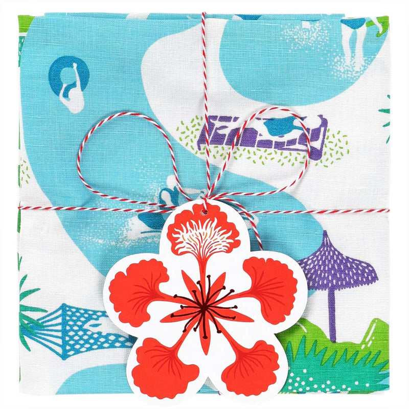 Resort Life Tea Towel Set