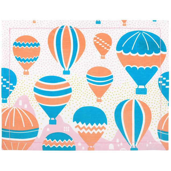 Balloons at Dawn Placemats - Set of 2