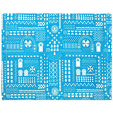 Blue Stone Symbol Placemats - Set of 2