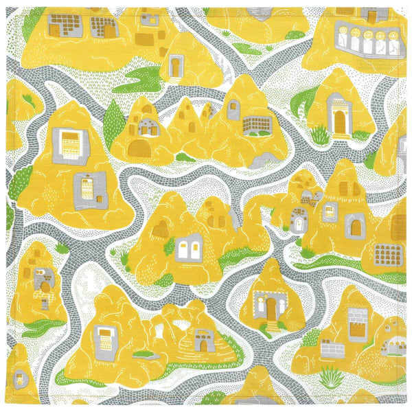 Cave House Napkins - Set of 2