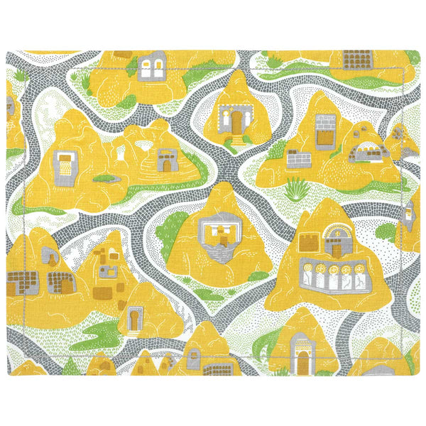 Cave House Placemats - Set of 2