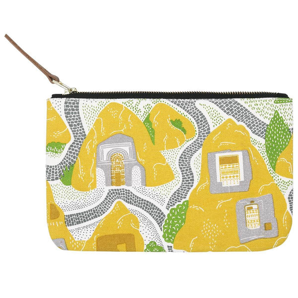 Cave House Pouch