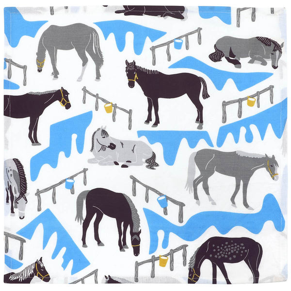 Horse Ranch Napkins - Set of 2