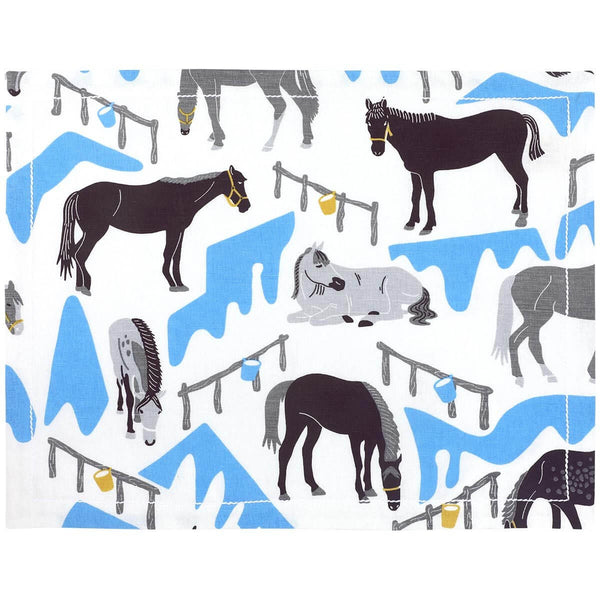 Horse Ranch Placemats - Set of 2