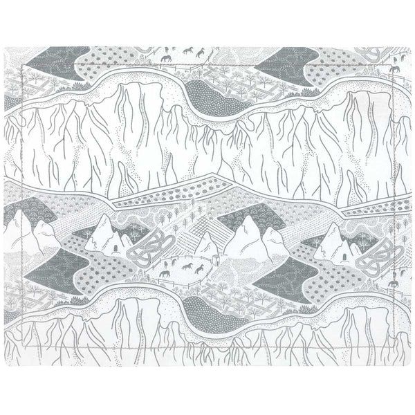 Valley Views Placemats - Set of 2