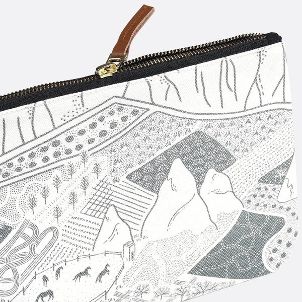 Valley Views Pouch