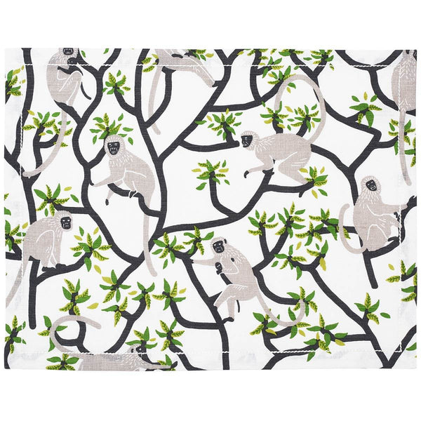 Langur Placemats - Set of 2